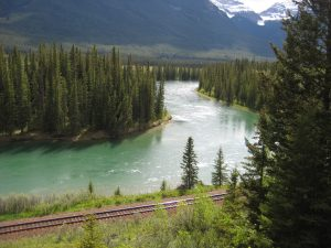 7.Tag Lake Louise, Moraine Lake and Trans Canada Highway (218)