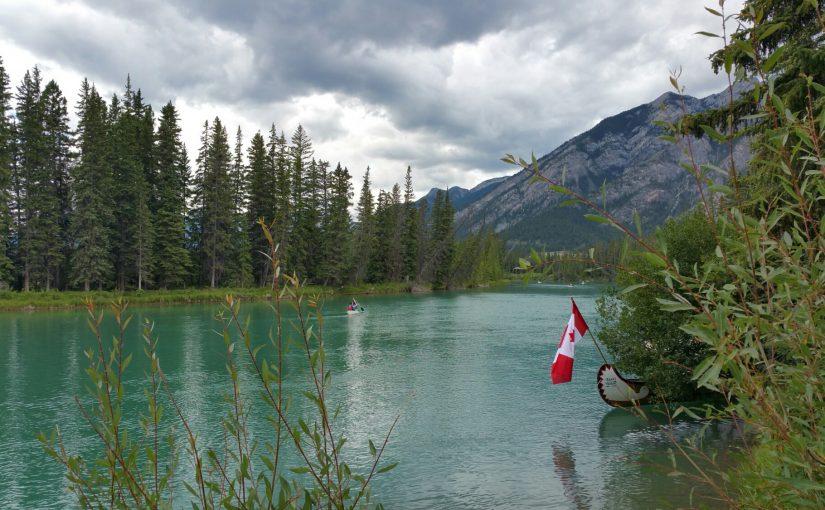 Besuch in den Rocky´s – Canmore und Banff
