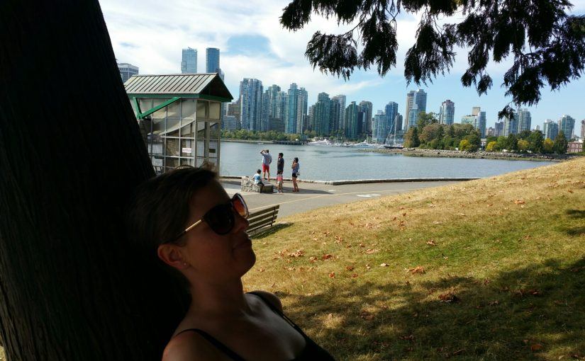 Downtown Vancouver / Stanley Park