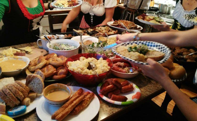 Happy Thanksgiving – Happy Octoberfest